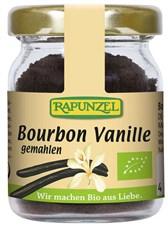 BIO vanilija burbonska mleta Rapunzel 15g