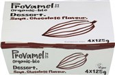 BIO sojin desert s čokolado Provamel 4x125g