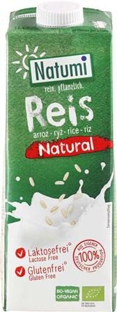 BIO rižev napitek Natumi 1l