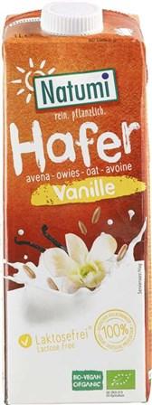 BIO ovseni napitek z vanilijo Natumi 1l