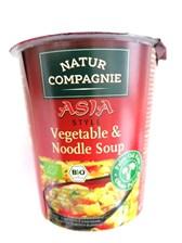 BIO zelenjavna juha z rezanci ASIA Natur Compagnie 55g