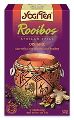 BIO čaj rooibos zlati ayurvedski YogiTea 30 g