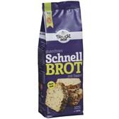 BIO moka za peko kruha brez glutena Bauckhof 600 g