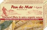 Skuša v pikantni omaki Pan do Mar 120g