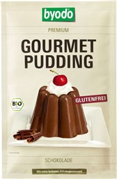 BIO puding čokolada Byodo 46g