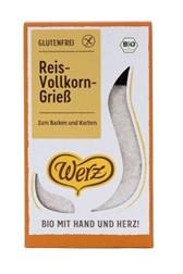 BIO zdrob rižev Werz 250 g