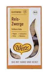 BIO riževi keksi škrati Werz 125g