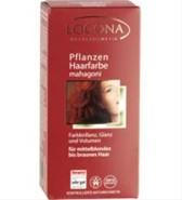 Barva za lase mahagonij Logona 100 g