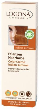 Barva za lase Logona indijansko poletje 150ml
