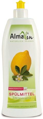 BIO sredstvo za pomivanje posode limona Alma Win 500 ml