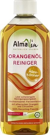 BIO čistilo s pomarančnim oljem Alma Win 500ml