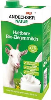 Mleko Andechser kozje 3,5% 1l
