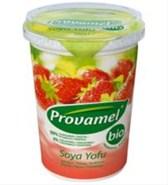Jogurt Provamel sojin jagoda 500 g