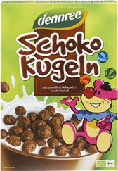BIO čokoladne kroglice DEN 250g