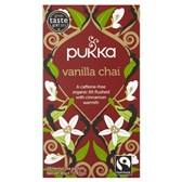 Čaj Vanilla Chai Pukka 20 vrečk