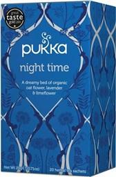 Čaj Night Time Pukka 20 vrečk