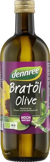 BIO olje oljčno za peko dennree 1 l