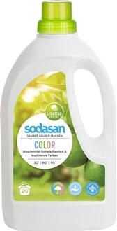 Detergent za pranje barvnega perila Sodasan 1,5 l
