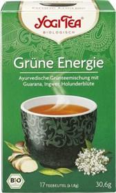 BIO čaj Zelena Energija Yogi Tea 30,6g