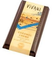 Čokolada s karamelno kremo Vivani 100 g