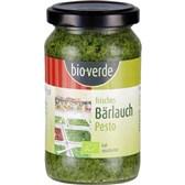 BIO pesto čemažev veganski bio-verde 125 ml