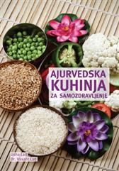 Knjiga Ajurvedska kuhinja za samozdravljenje