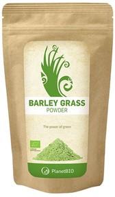 BIO ječmenova trava v prahu Planet BIO 100 g