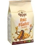 Kosmiči riževi brez glutena Bauck Hof 375 g