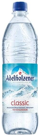 Naravna mineralna voda Adelholzener 1l