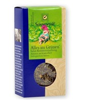 Začimba za solate Vse v zelenem Sonnentor 20 g