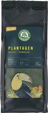 BIO mleta kava 100% Arabica Lebensbaum 250g