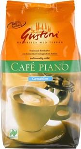 BIO kava pražena mleta Gustoni 500g