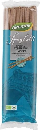 BIO pirini polnozrnati špageti DEN 500g