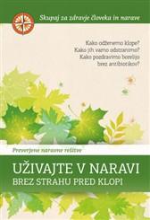 Knjižica Uživajte v naravi brez strahu pred klopi