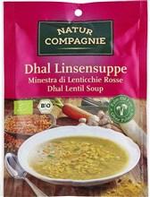 BIO lečina juha Dhal Natur Compagnie 60g