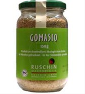 Gomasio Ruschin Makrobiotik, 150g
