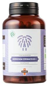 Resasti bradovec (Hericium Erinaceus) kapsule 70 g