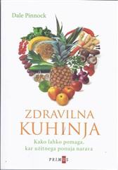 Knjiga Zdravilna kuhinja