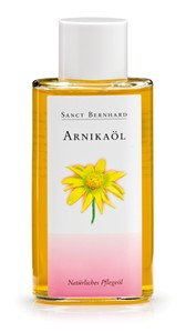 Olje arnike Sanct Bernhard 100 ml