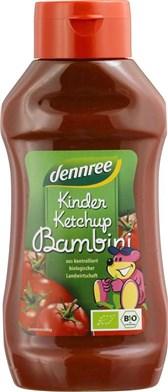 BIO kečap za otroke DEN 500ml