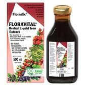 Sirup Floravital Floradix 250 ml