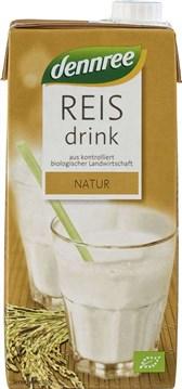 BIO naravni rižev napitek DEN 1l