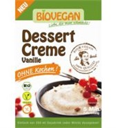 Desertna krema vanilija Biovegan 52 g