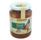 Ravioli z zelenjavo Danival 670 g