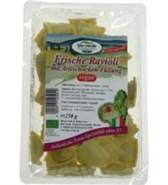 Ravioli veganski sveži z artičokami bio-verde 250 g