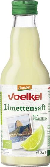 BIO limetin sok Voelkel 200ml
