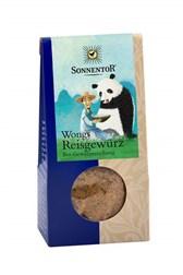 BIO wongova mešanica začimb za riž Sonnenor 40g