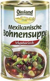 Mehiška fižolova juha brez kvasa Ökoland 400g