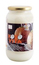 Kokosovo olje Kokovita Amanprana 1 l