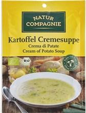 BIO krompirjeva kremna juha Natur Compagnie 48g